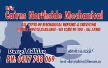 MOBILE MECHANIC REPAIRS AT REASONABLE RATES Trinity Park Cairns Area Preview