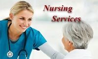 PSW/Nursing Services Offered