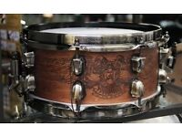 Mapex Black Panther Warbird Chris Adler Snare