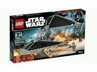 MINT CONDITION LEGO STAR WARS TIE STRIKER