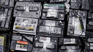 Recycle Old Batteries FREE!!