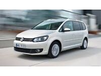Volkswagen touran automatic wanted