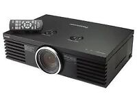 Large Panasonic LCD projector