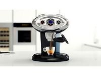 illy francis coffee machine - pre-owned