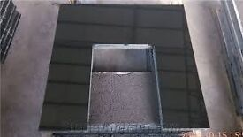 Black Granite Back Panel ( New )