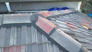 Free Quote Roof Restoration | Re-bedding and Re-point Tile Roof