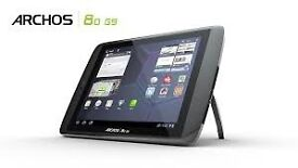 Archos 80G9 16GB tablet in mint condition!