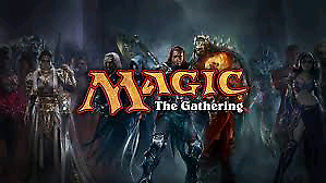 Looking for magic the gathering cards