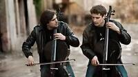 One ticket for sold out 2 CELLOS at Place des arts - Montreal