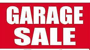 GARAGE SALE!! ALL MUST GO!