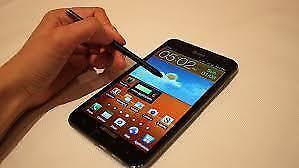 Samsung Galaxy Note 1 , Ram - 1 GB , Storage - 16 Gb  open box ...