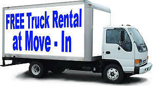 STORAGE WITH FREE! Moving Truck Rental fr.$15p/m3 Campbelltown Campbelltown Area Preview