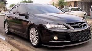 2007 Mazda MPS Turbo AWD Sedan, PLENTY OF EYE APPEAL,  RWC Springwood Logan Area Preview