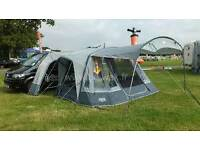 Vango attar 440 camping awning. T4 t5 motorhome