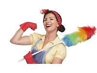 Reliable and trustworthy domestic cleaner available