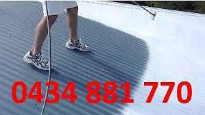 FROM $1450, ROOF PAINTING AND RESTORATION SERVICES Coffs Harbour Coffs Harbour City Preview