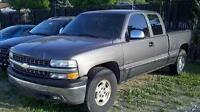2003 and up GMC Sierra 1500 Pickup Truck blown motor or trans