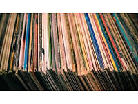 "Wanted 12"" vinyl unused/unwanted/gathering dust in a cupboard"