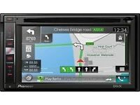 PIONEER AVIC-F960DAB TOP OF THE RANGE, GPS, DVD, BLUTOOTH AUX, USB CAR PLAY & MORE