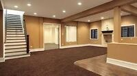 Basement Development and Renovations At Competitive Prices!
