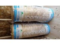 Earthwool thermal insulation rolls