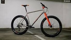 Marin Pine Mountain Hardtail Bike