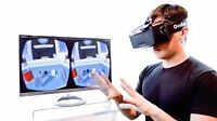 Virtual Reality games and experiences - oculus rift, gear vr