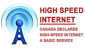HIGH SPEED CANADA AVAILABLE IN RURAL AND CITY FROM $39.99 !