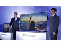 """Brand new 75"""" Samsung Curved 4k . ,need quick sale.selling it for £1800, price is negotiable"""