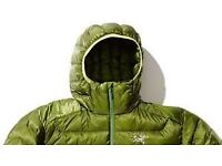 Arcteryx Cerium LT Hooded 850 fill goosedown jacket sz XL new tagged