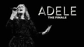 Adele: 2 x Pitch Tickets. 28th June Wembley Stadium