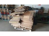 Strong Double-Wall Cardboard Boxes - Various Sizes