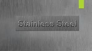 304 grade. 304 grade stainless steel is the best quality  stainless your are likely to find in a domestic and catering