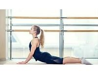 Adult beginner/interm Pilates