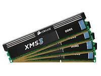 Corsair XMS3 DDR3 4x4gb 16gb 2000mhz Ram