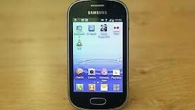 Samsung galaxy fame smart phone