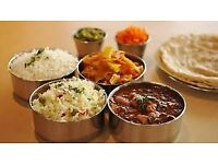 DINNER TIFFIN - INDIAN MENU - 07578321476 DELIVERY TO FELTHAM , HOUNSLOW