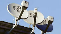 SATELLITE CONNECTION~Sales Dish Installs Bell Shaw Directv FTA +