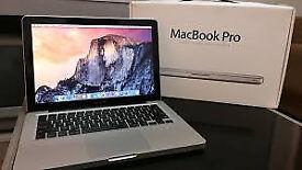 Mac Book Pro 15 inch, OS High Sierra, 2.6GHz Core i7, 8GB1067 MHz DDR3, Intel HD Graphics 288MB
