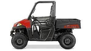 2016 Polaris Industries Ranger 570 Red