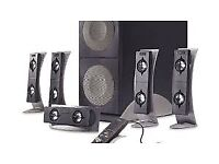 Logitech 5100 PC surround speakers