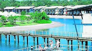 Couran Cove Island Resort 3 nights for $300