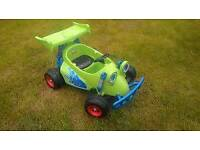 Toy story electric car