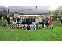 Looking for players   join to our NORTH bristol football games   #football #5aside