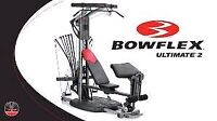 Bowflex Ultimate 2 barely used