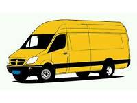 Man & large van house removals & delivery service