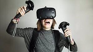 $350 for virtual reality plus photography: birthday party and events