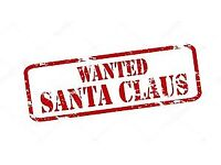 Father Christmas Required for November & December
