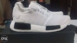 Looking for NMD Size 10 White and Black