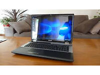 Mint Samsung RF711 Powerhouse Laptop Intel i7 3.2Ghz nVidia GT650M Dual Graphic 8GB RAM 128GB SSD...